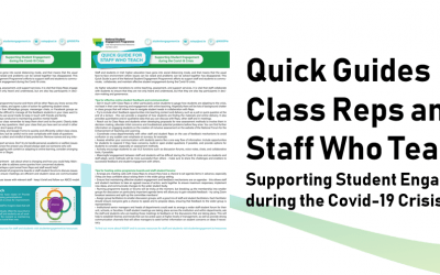 NStEP publishes resources for students and staff during the Covid-19 crisis