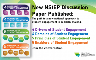 Just Published: New Draft Framework for Student Engagement in Decision-Making